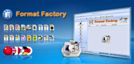 Format Factory – Best Free Multifunctional Media Converter Software (Full Version)
